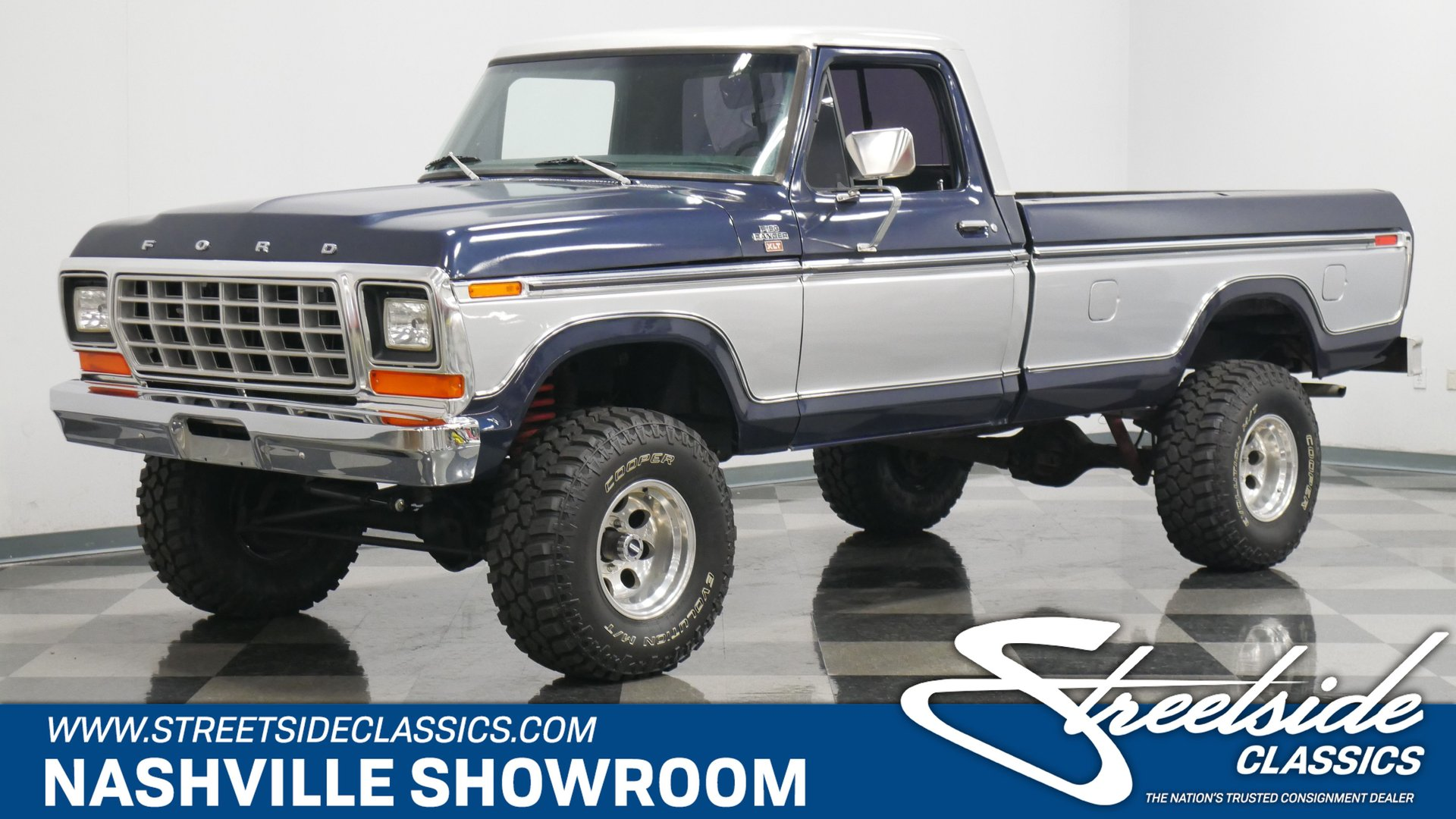 1978 Ford F 150 Classic Cars For Sale Streetside Classics The Nation S 1 Consignment Dealer