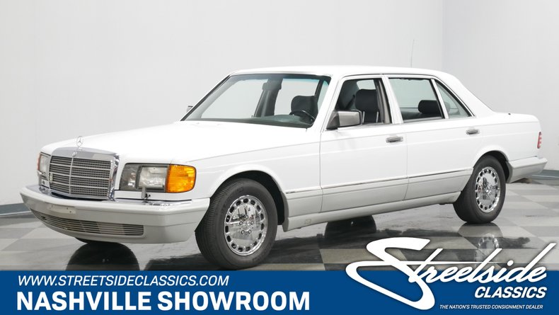 For Sale: 1990 Mercedes-Benz 420SEL