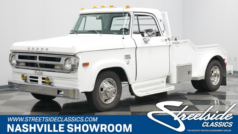 For Sale: 1970 Dodge D-300