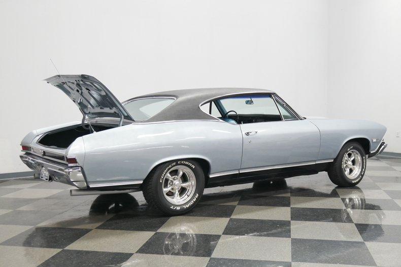 1968 Chevrolet Chevelle 36