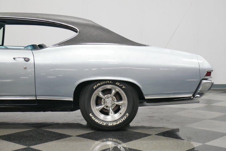 1968 Chevrolet Chevelle 25