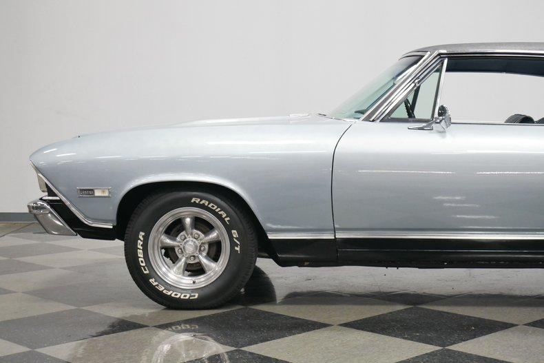 1968 Chevrolet Chevelle 24