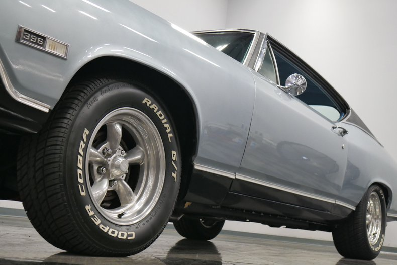 1968 Chevrolet Chevelle 23