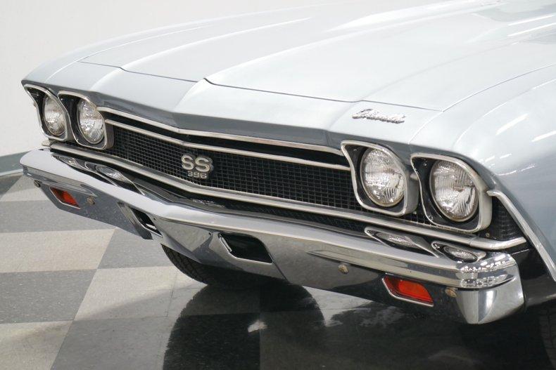 1968 Chevrolet Chevelle 22