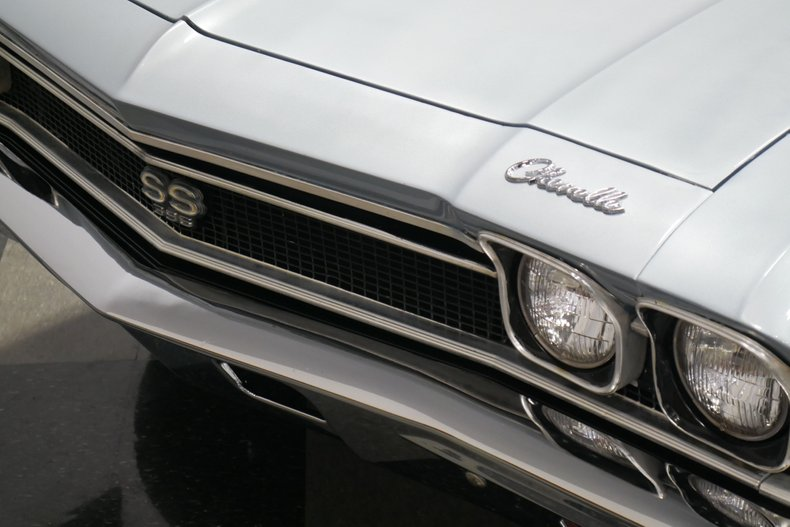 1968 Chevrolet Chevelle 68