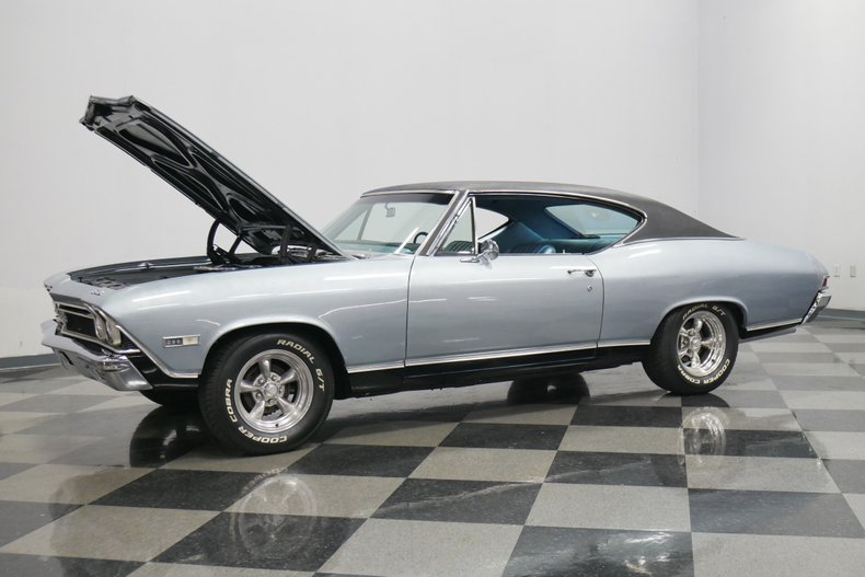 1968 Chevrolet Chevelle 32