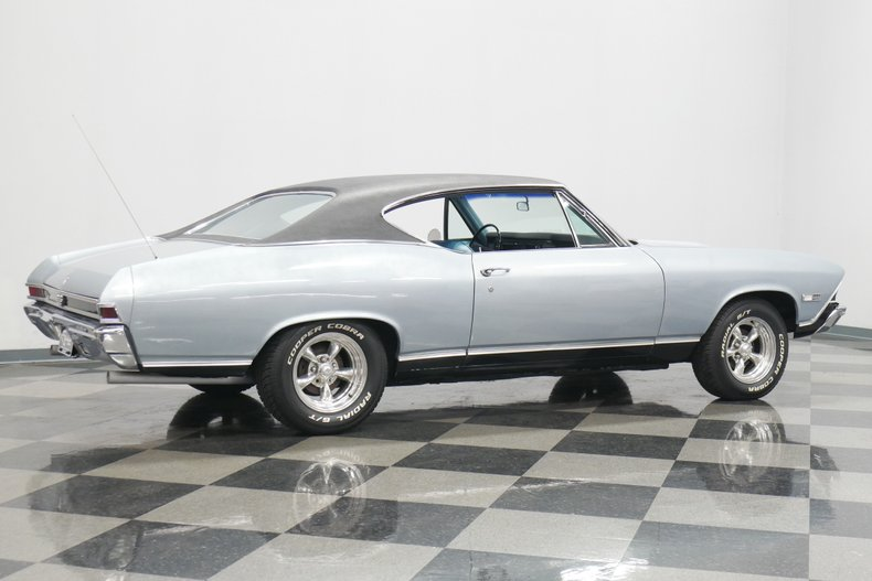 1968 Chevrolet Chevelle 14