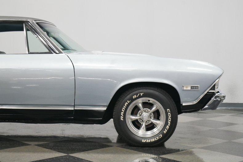 1968 Chevrolet Chevelle 29