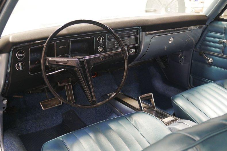 1968 Chevrolet Chevelle 42