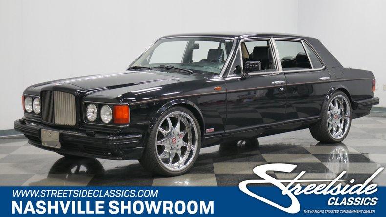1990 Bentley Turbo R 1