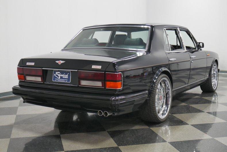 1990 Bentley Turbo R 12