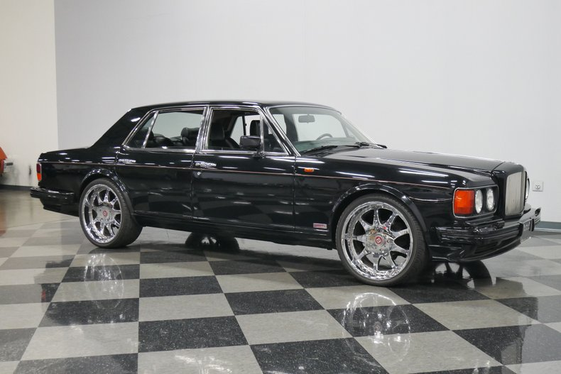 1990 Bentley Turbo R 16