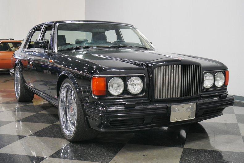 1990 Bentley Turbo R 18