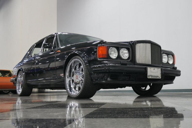 1990 Bentley Turbo R 32