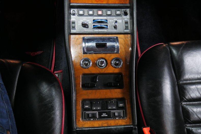 1990 Bentley Turbo R 47