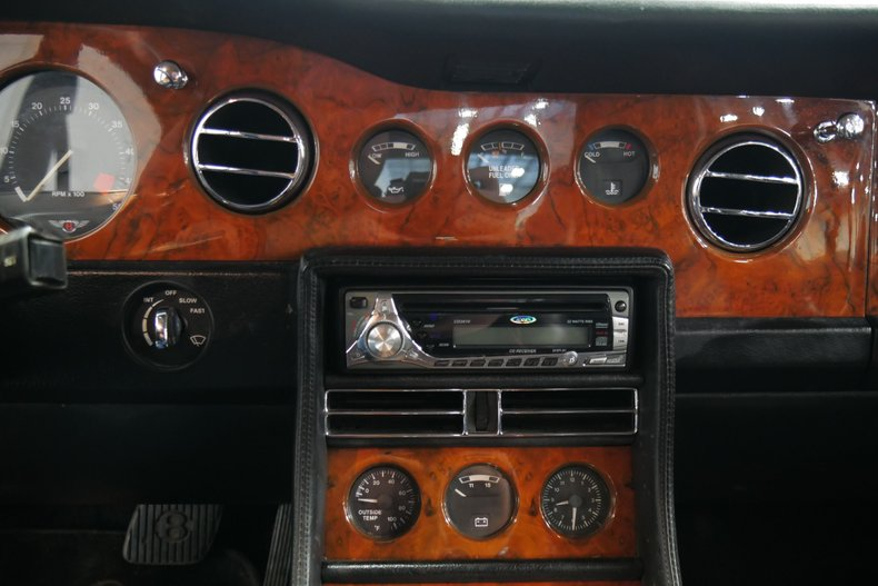 1990 Bentley Turbo R 46