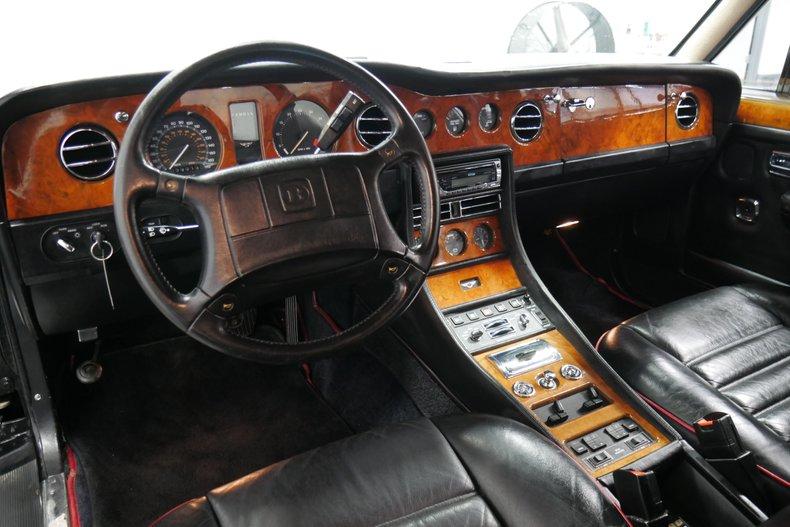 1990 Bentley Turbo R 43