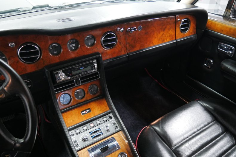 1990 Bentley Turbo R 50