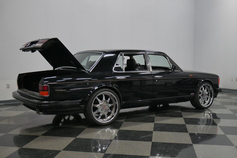 1990 Bentley Turbo R 36
