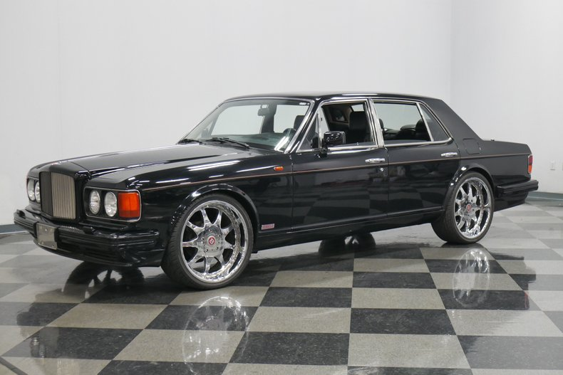 1990 Bentley Turbo R 5