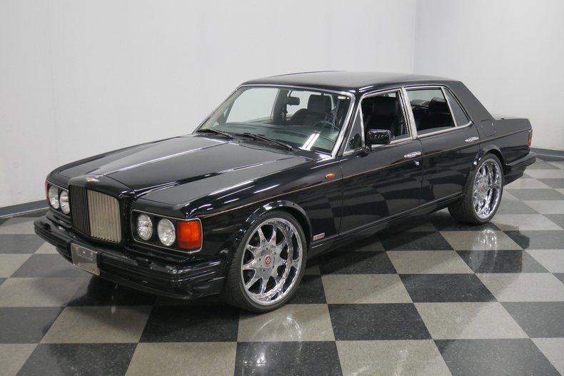 1990 Bentley Turbo R 21