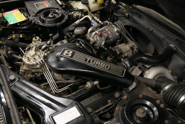 1990 Bentley Turbo R 35