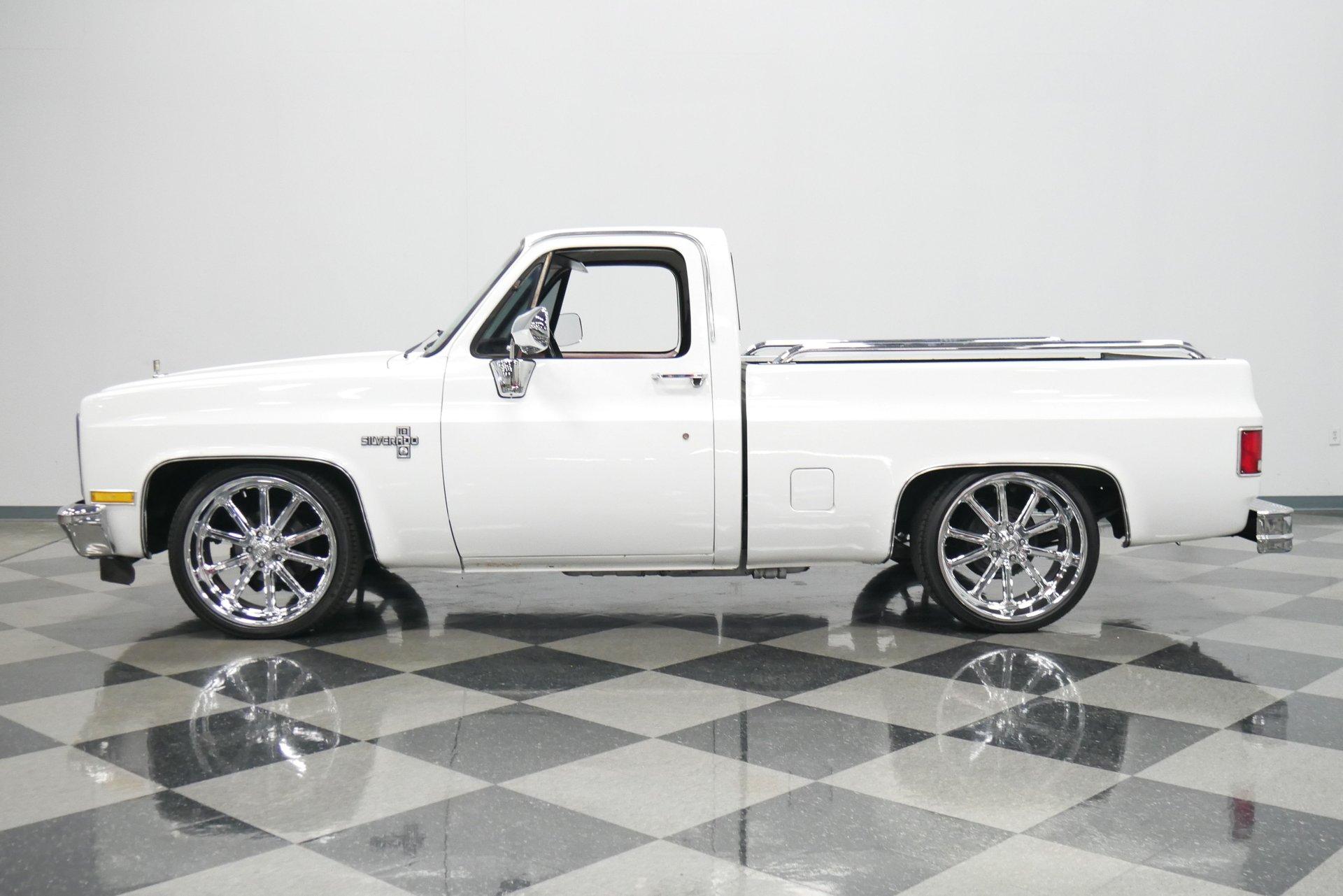 1984 chevrolet c10 silverado