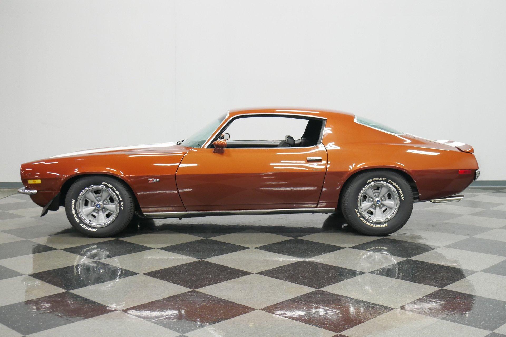 1970 chevrolet camaro z 28 rs