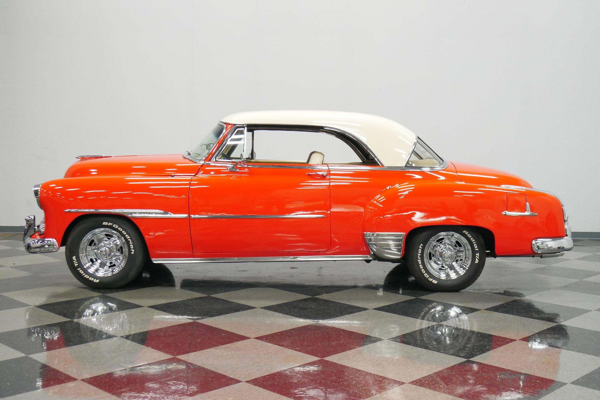 1951 chevrolet bel air hard top