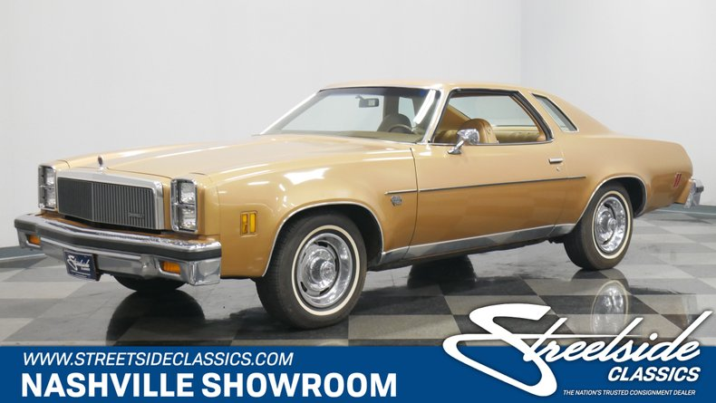 For Sale: 1977 Chevrolet Malibu