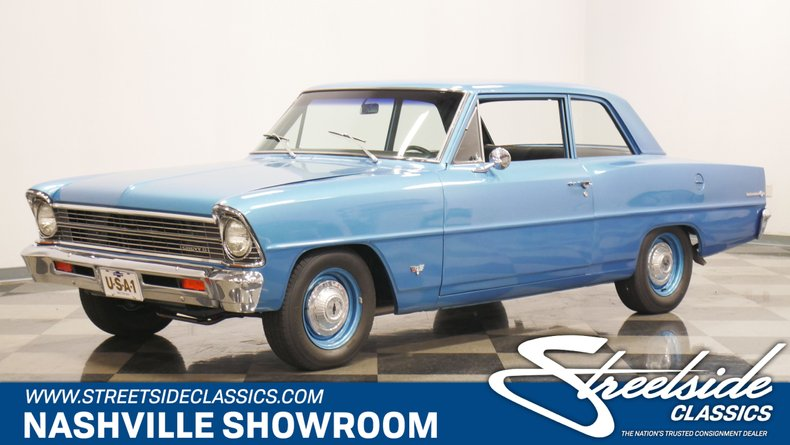 For Sale: 1967 Chevrolet Chevy II