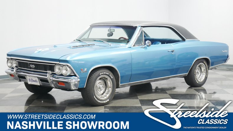 For Sale: 1966 Chevrolet Chevelle
