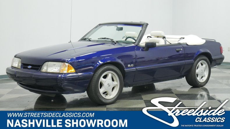 For Sale: 1993 Ford Mustang