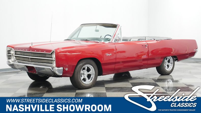 For Sale: 1967 Plymouth Fury