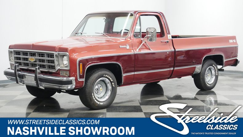 For Sale: 1978 Chevrolet C10