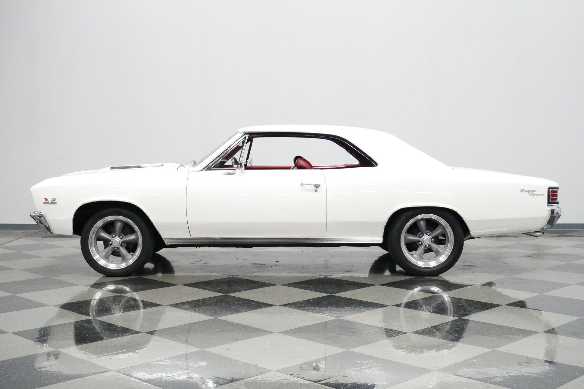 1967 chevrolet chevelle ss 427