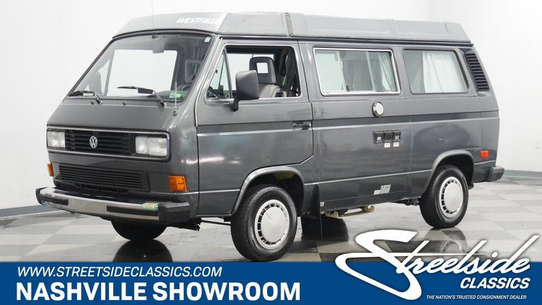 For Sale: 1987 Volkswagen Vanagon