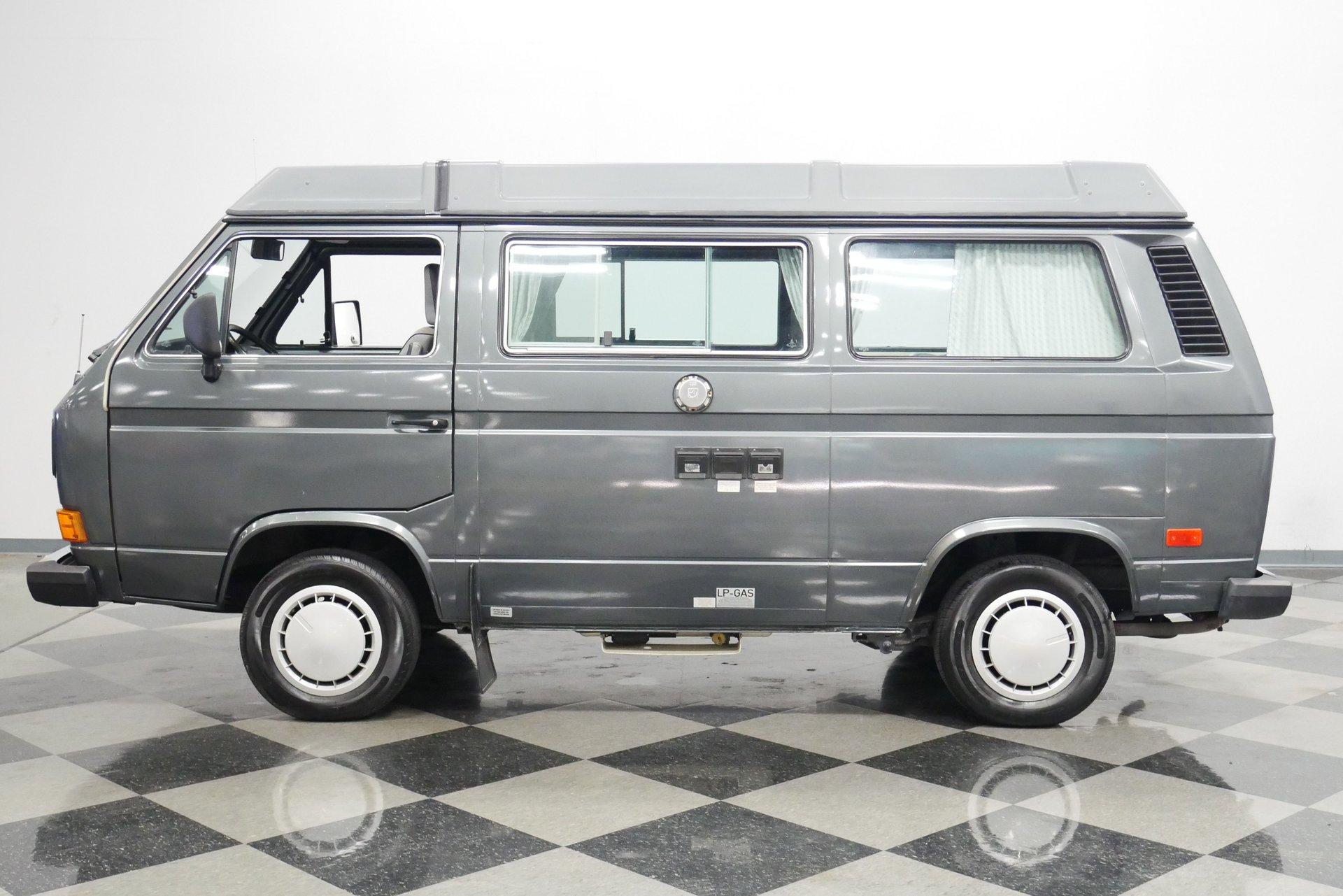 1987 volkswagen vanagon gl westfalia camper