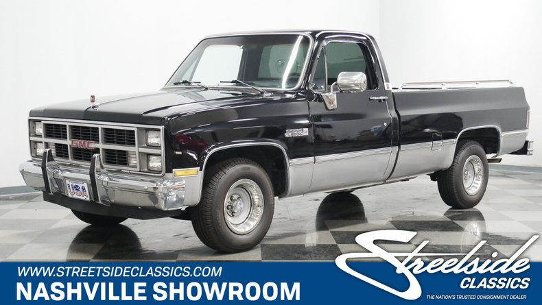 For Sale: 1984 GMC Sierra