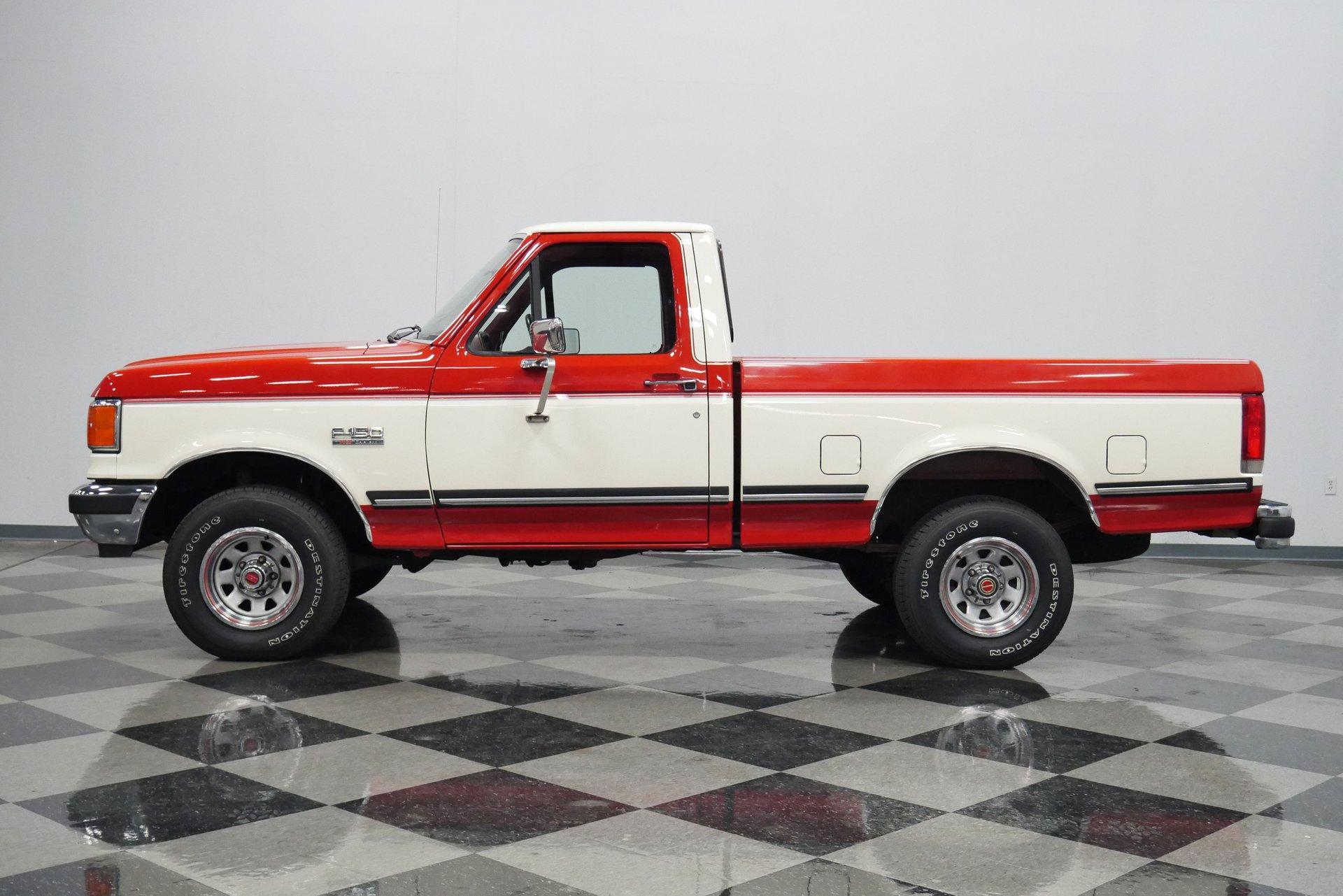 1987 ford f 150 xlt lariat 4x4
