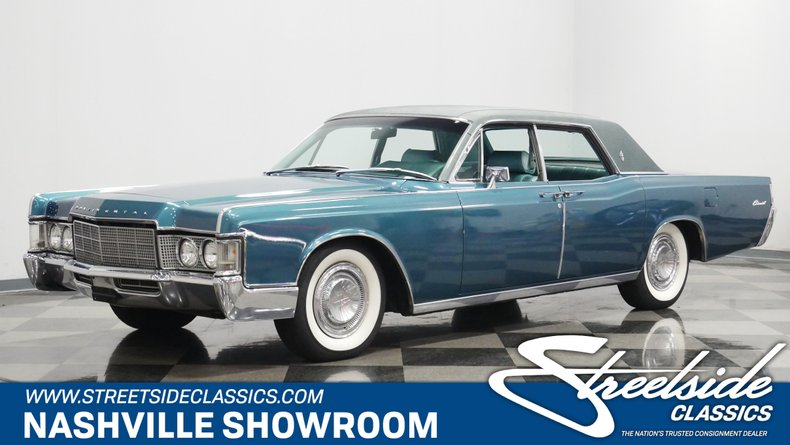 For Sale: 1969 Lincoln Continental