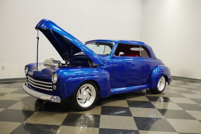 1948 Ford Roadster 34