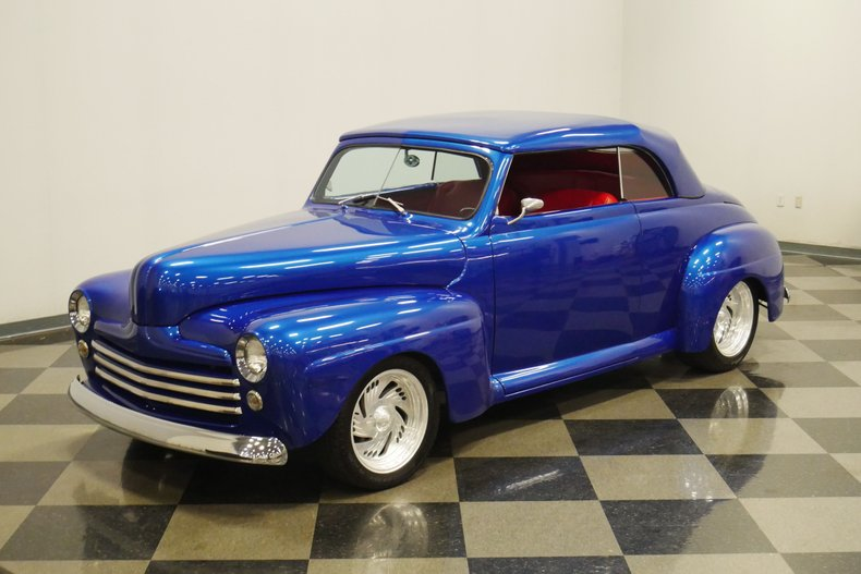 1948 Ford Roadster 21
