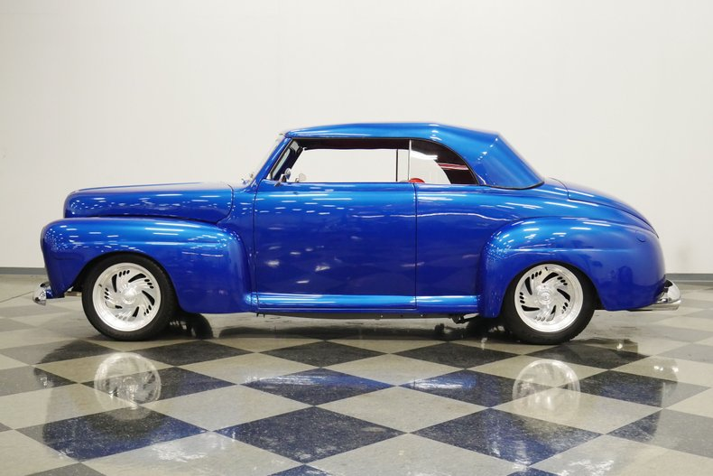 1948 Ford Roadster 22
