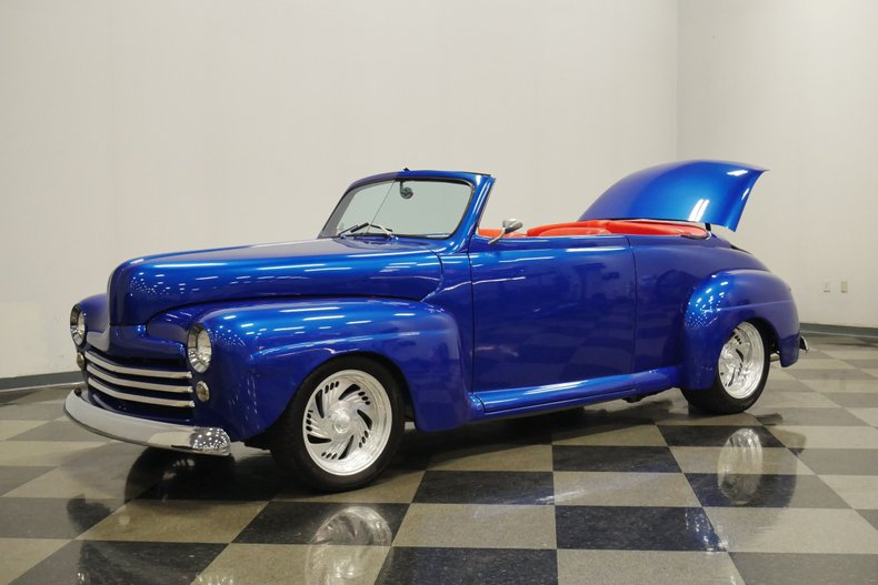 1948 Ford Roadster 38