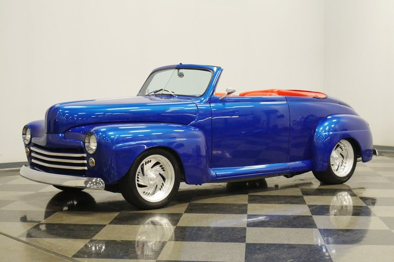 1948 Ford Roadster 5