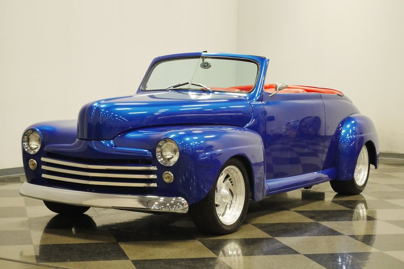 1948 Ford Roadster 19