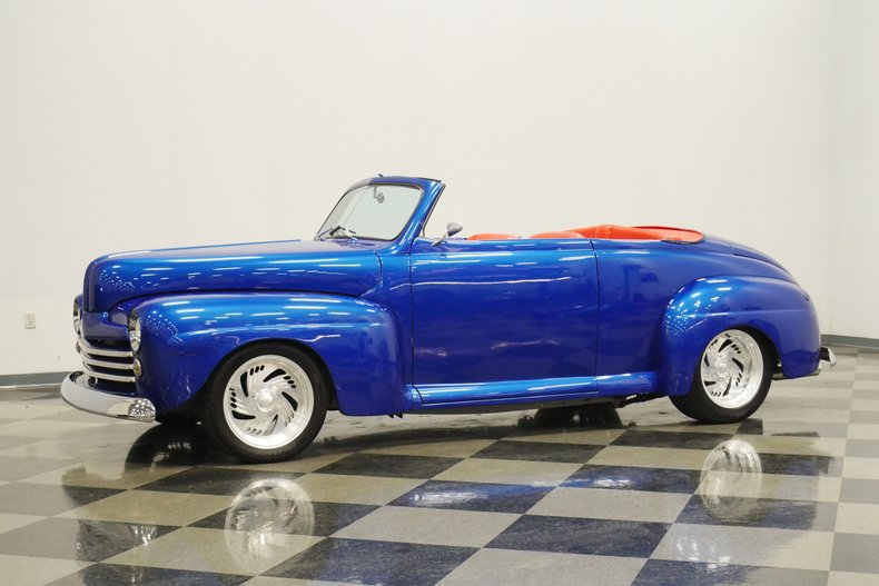 1948 Ford Roadster 6