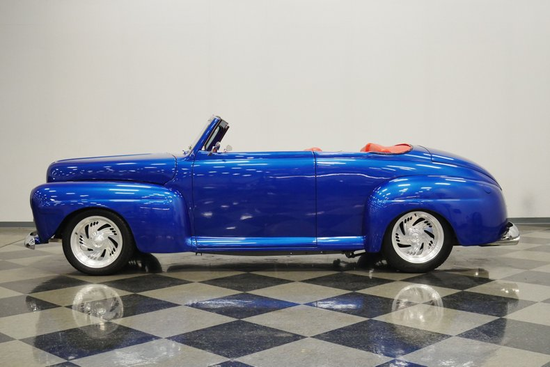 1948 Ford Roadster 7