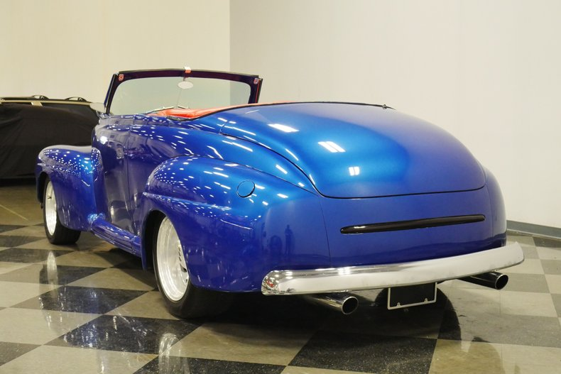 1948 Ford Roadster 9